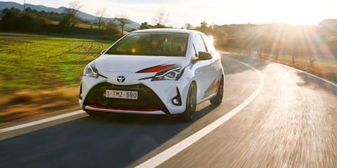 2018 Toyota Yaris GRMN review