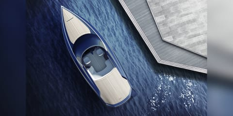 Aston Martin AM37 powerboat will be available by the end of the year