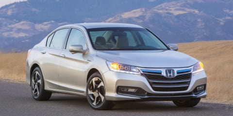 Honda Accord plug-in hybrid a chance for Australia