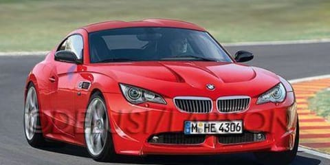 BMW working on the M10?
