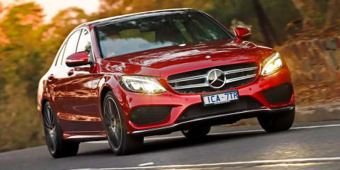 Mercedes-Benz C300 Hybrid, C350e recalled