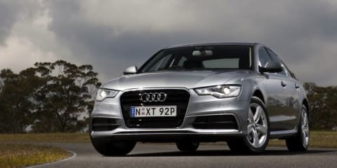 Audi A6 2.0 TDI, 2.0 TFSI on sale in Australia