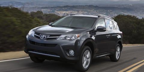 2013 Toyota RAV4: full image gallery