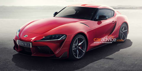 Toyota Supra confirmed for Detroit, here second half of 2019