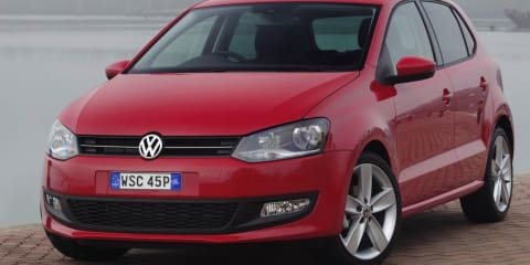 2012 Volkswagen Polo on sale in Australia