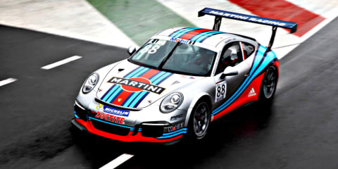 Porsche, Martini revive iconic relationship for 2013