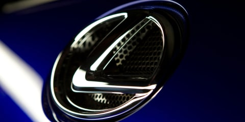 Lexus RC-F to headline new model range: report