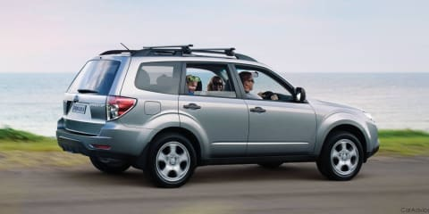 Subaru Forester X adds adventure-ready accessory pack for April