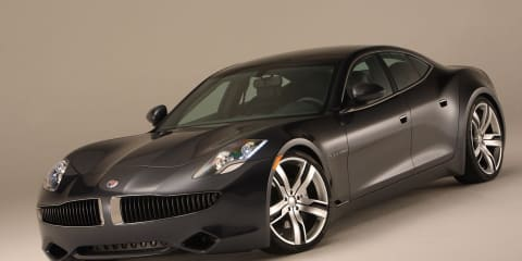 Fisker Karma goes into production