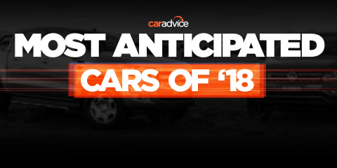 Most anticipated new cars of 2018