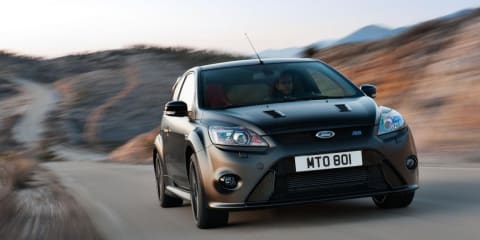 Ford Focus RS500 sold out in 12 hours