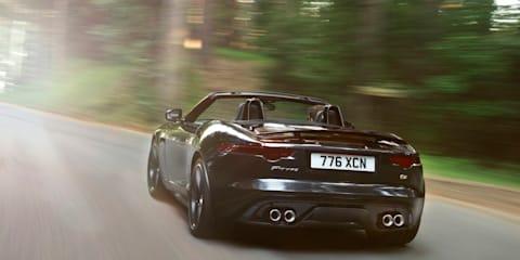 Jaguar F-Type in sights for manual transmission: report