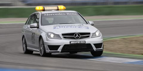 2011 Mercedes-Benz C 63 AMG Estate F1 Medical Car