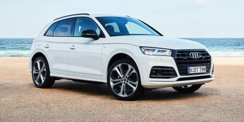 Audi Q5, SQ5, SQ7 Black Editions announced