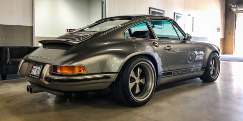 CarAdvice podcast 135: Tony Crawford drives a Singer 911!