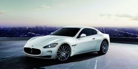 Maserati GranTurismo S Automatic to be unveiled at Geneva