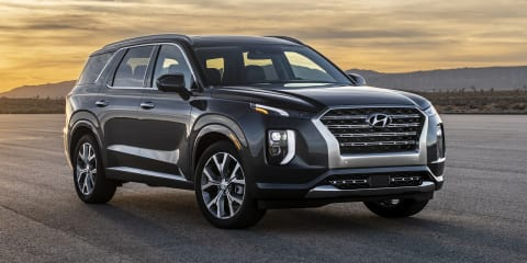 2019 Hyundai Palisade revealed in LA