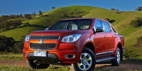 2014 Holden Colorado & Colorado 7 updated