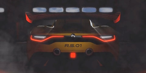 Renault Sport R.S. 01 : Nismo-powered racer to get supercar styling