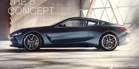 BMW unveils new black-and-white logo for exclusive models