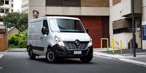 2015 Renault Master L1H1 Review