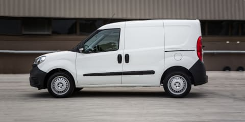 2017 Fiat Doblo review
