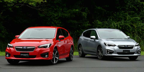 2017 Subaru Impreza range expected to see sales boost