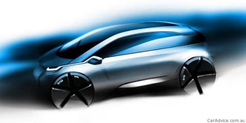 BMW registers 'i' trademark, possibly for 2013 Megacity EV