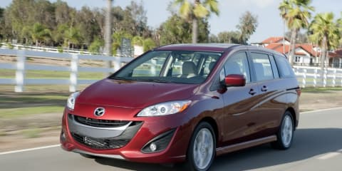 2012 Mazda5 MPV for the US details and price released