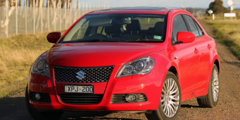 Suzuki Kizashi road test and review