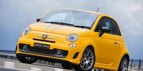 45 more Abarth 695 Tributo Ferrari hatches heading to Aus