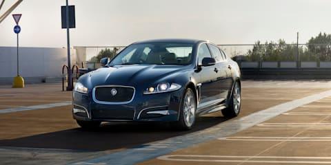 2013 Jaguar XF, XJ updates bring new engines, new transmission