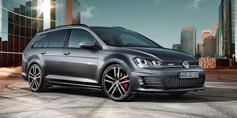 Volkswagen Golf GTD wagon to debut in Geneva