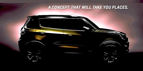 Chevrolet Adra concept : sub-compact SUV teased