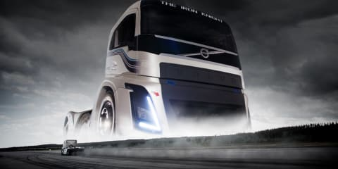 Volvo's 1790kW Iron Knight shatters records - video