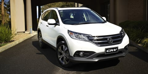 Honda CR-V gets new safety technology option