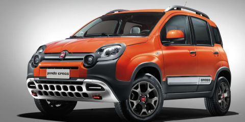 Fiat Panda Cross revealed