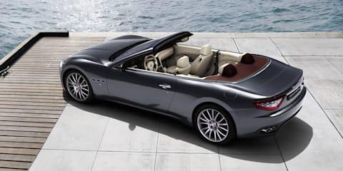 Maserati GranCabrio at Frankfurt Motor Show