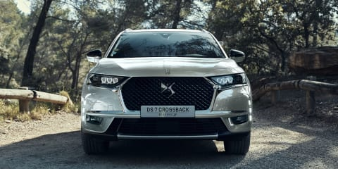 2019 DS 7 Crossback E-Tense 4x4 unveiled