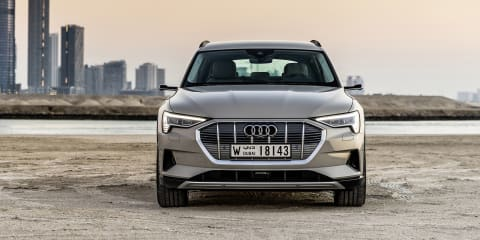 Audi e-tron recalled in the US for fire risk