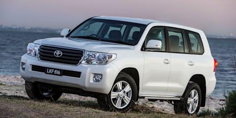 2013 Toyota LandCruiser 200 Altitude released