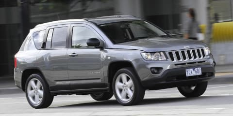 Chrysler recalls 263,000 vehicles over six separate issues