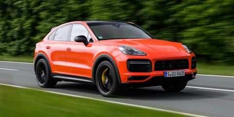 2020 Porsche Cayenne recalled for transmission fault