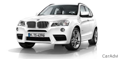 2011 BMW X3M on the way
