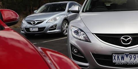 2010 Mazda6 Review
