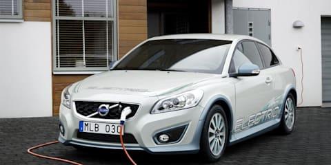 Volvo develops electric cars with 1000km plus range