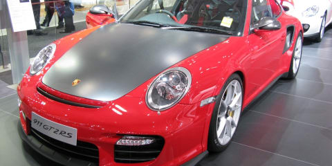 Porsche 911 GT2 RS at 2010 AIMS