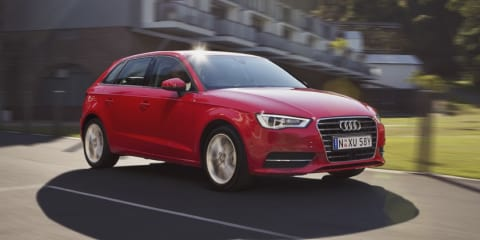 Audi A3 range expands to ramp-up A-Class battle