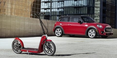 Mini Citysurfer concept takes the Brit brand into two-wheeler territory