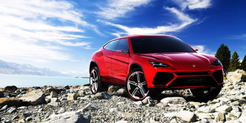 "Lamborghini SUV project a ""matter of convincing the VW Group"""
